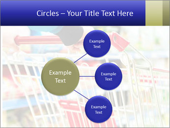 Shopping In Supermarket PowerPoint Templates - Slide 79