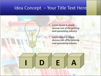 Shopping In Supermarket PowerPoint Templates - Slide 80