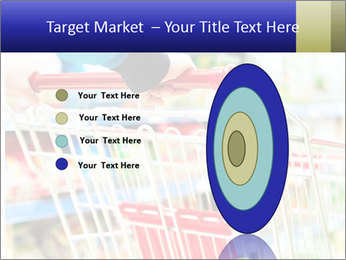 Shopping In Supermarket PowerPoint Template - Slide 84