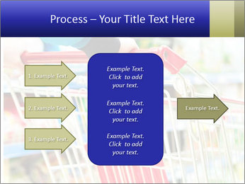 Shopping In Supermarket PowerPoint Template - Slide 85