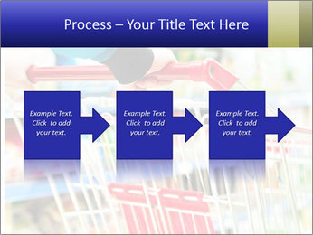 Shopping In Supermarket PowerPoint Templates - Slide 88