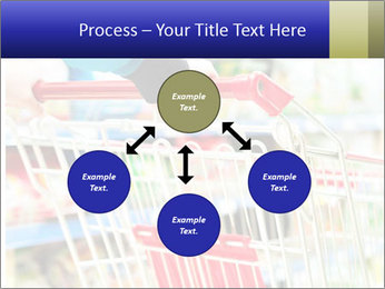 Shopping In Supermarket PowerPoint Template - Slide 91