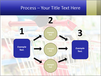 Shopping In Supermarket PowerPoint Templates - Slide 92