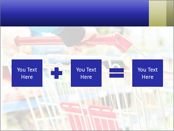 Shopping In Supermarket PowerPoint Template - Slide 95