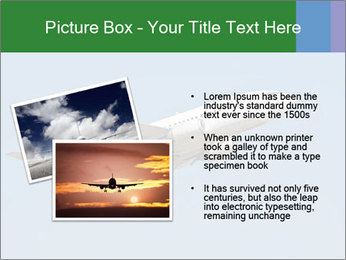 White Plane PowerPoint Templates - Slide 20