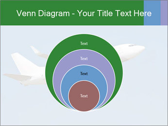 White Plane PowerPoint Template - Slide 34