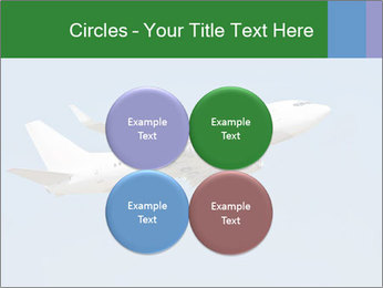 White Plane PowerPoint Template - Slide 38