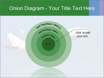 White Plane PowerPoint Template - Slide 61
