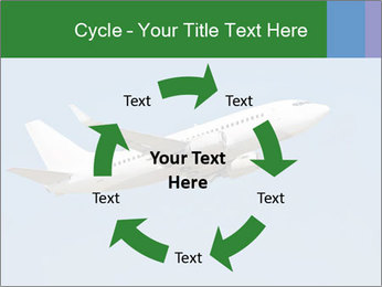 White Plane PowerPoint Templates - Slide 62