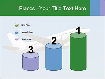 White Plane PowerPoint Template - Slide 65