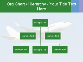 White Plane PowerPoint Template - Slide 66