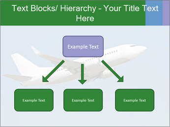 White Plane PowerPoint Template - Slide 69