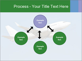 White Plane PowerPoint Templates - Slide 91