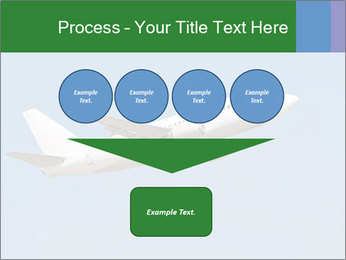 White Plane PowerPoint Template - Slide 93