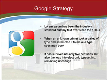 Village Barn PowerPoint Template - Slide 10