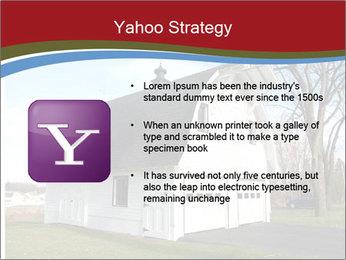 Village Barn PowerPoint Template - Slide 11