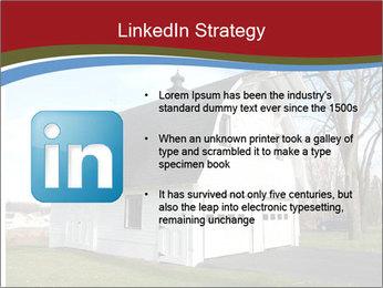 Village Barn PowerPoint Template - Slide 12