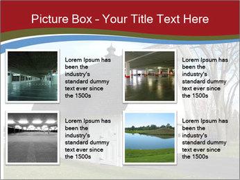 Village Barn PowerPoint Template - Slide 14