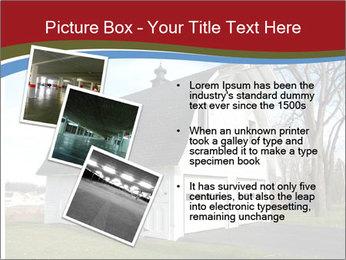 Village Barn PowerPoint Template - Slide 17