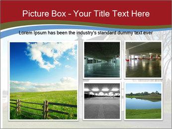 Village Barn PowerPoint Template - Slide 19