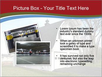 Village Barn PowerPoint Template - Slide 20
