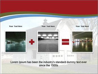Village Barn PowerPoint Template - Slide 22