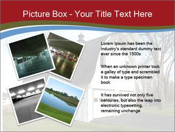 Village Barn PowerPoint Template - Slide 23