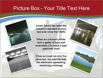 Village Barn PowerPoint Template - Slide 24