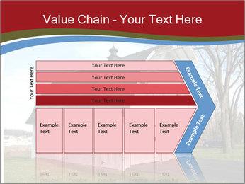 Village Barn PowerPoint Template - Slide 27