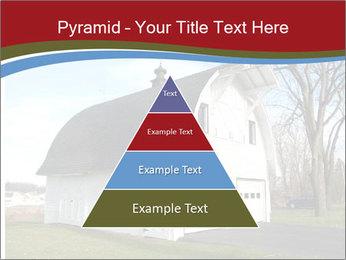 Village Barn PowerPoint Template - Slide 30