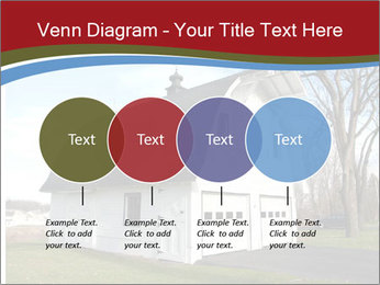 Village Barn PowerPoint Template - Slide 32