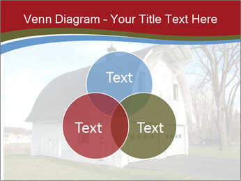 Village Barn PowerPoint Template - Slide 33