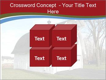 Village Barn PowerPoint Template - Slide 39