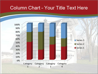 Village Barn PowerPoint Template - Slide 50
