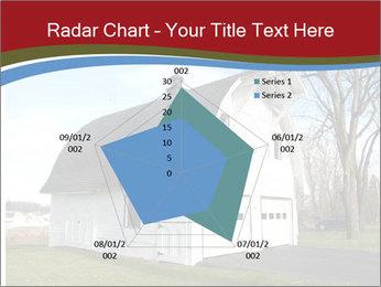 Village Barn PowerPoint Template - Slide 51