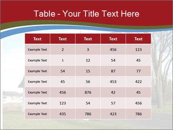 Village Barn PowerPoint Template - Slide 55