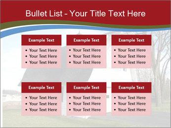 Village Barn PowerPoint Template - Slide 56