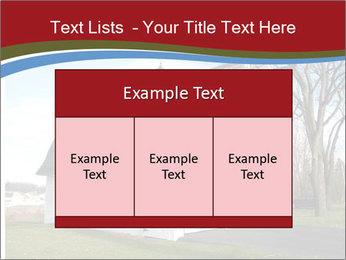 Village Barn PowerPoint Template - Slide 59