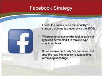 Village Barn PowerPoint Template - Slide 6