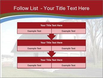 Village Barn PowerPoint Template - Slide 60