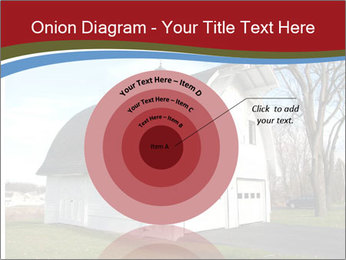 Village Barn PowerPoint Template - Slide 61
