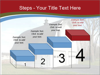 Village Barn PowerPoint Template - Slide 64