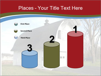Village Barn PowerPoint Template - Slide 65