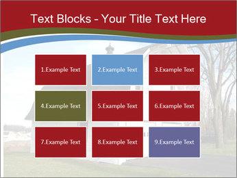 Village Barn PowerPoint Template - Slide 68