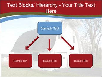 Village Barn PowerPoint Template - Slide 69