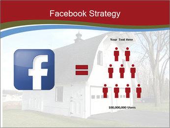 Village Barn PowerPoint Template - Slide 7
