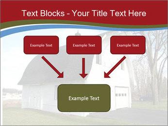 Village Barn PowerPoint Template - Slide 70