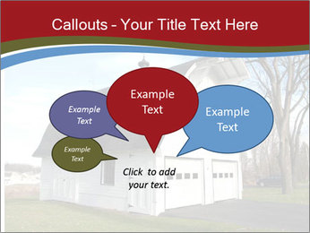 Village Barn PowerPoint Template - Slide 73