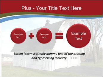 Village Barn PowerPoint Template - Slide 75