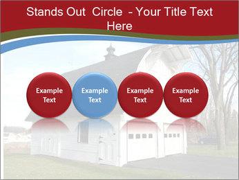 Village Barn PowerPoint Template - Slide 76